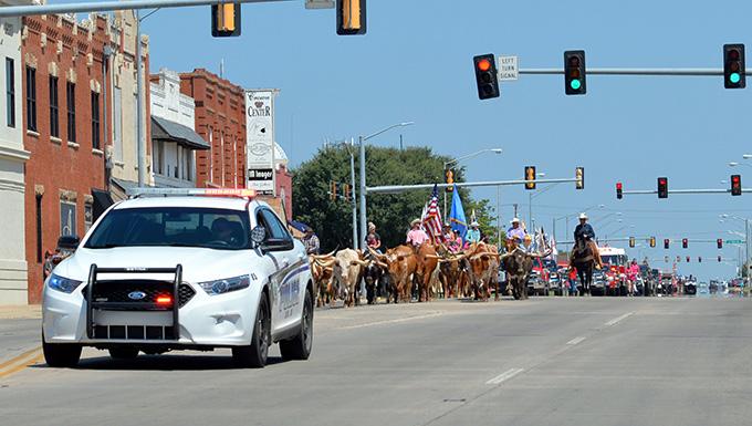 Altus Rodeo Parade