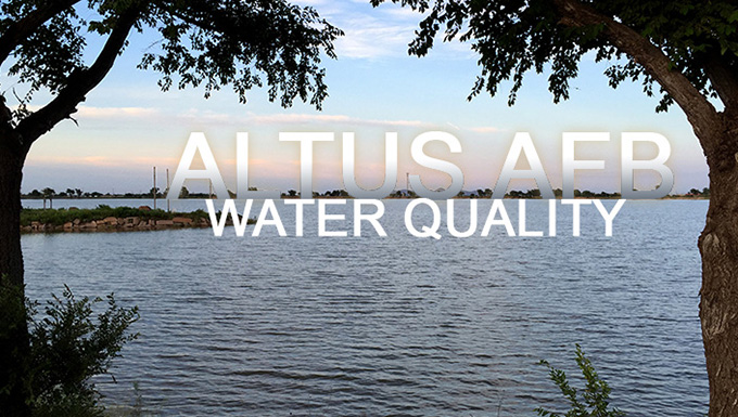 Altus AFB Water Quality